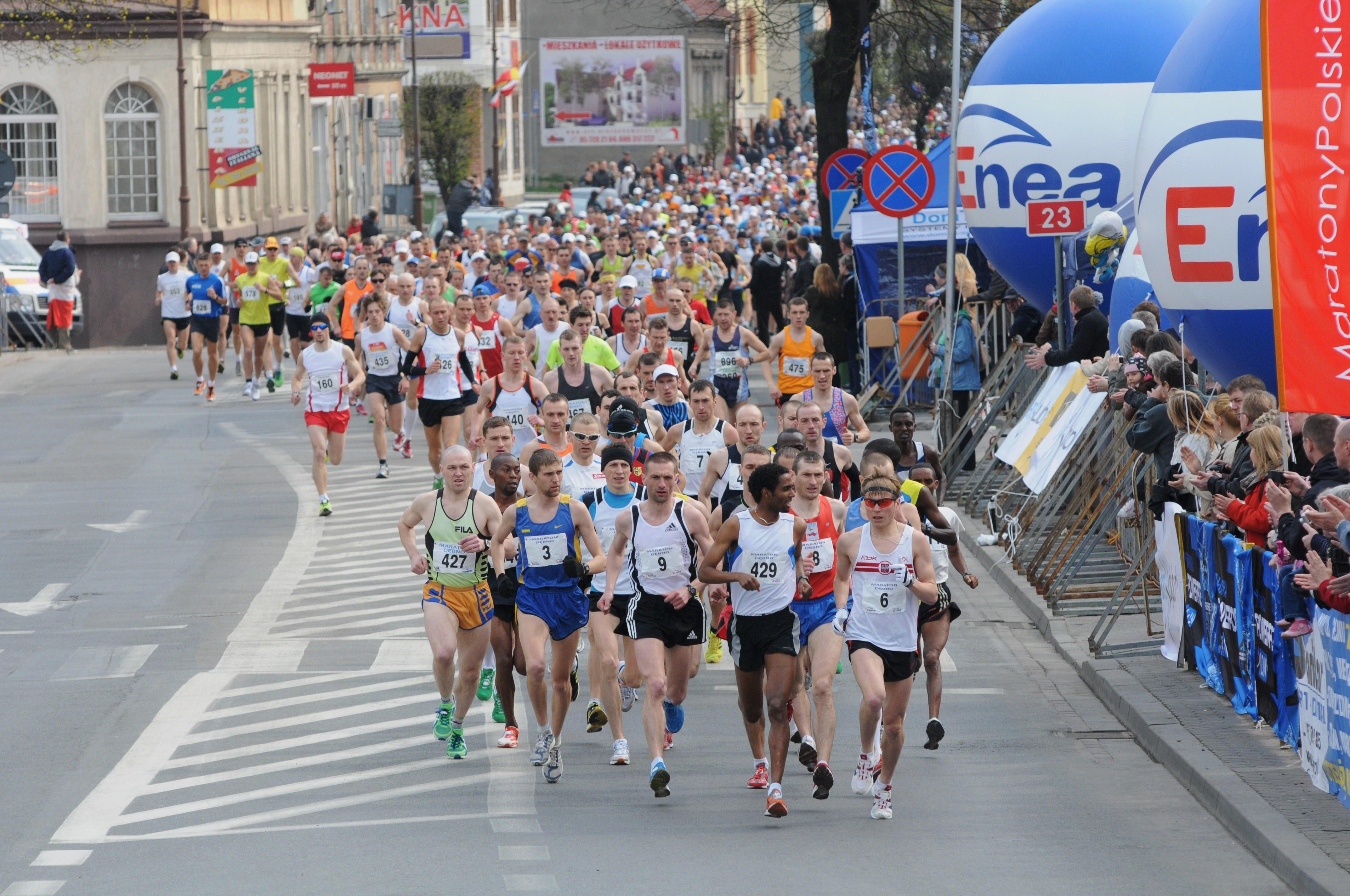 44 Maraton Dębno