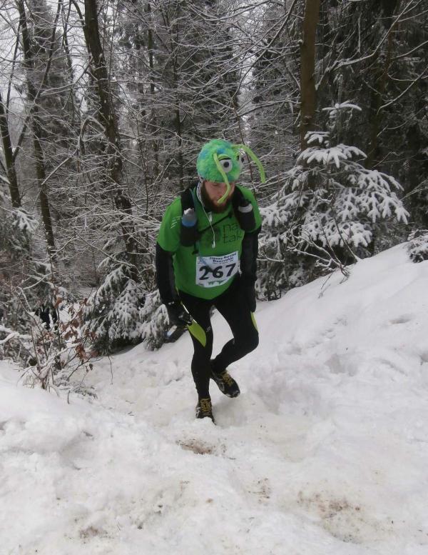 III Zimowy Maraton Bieszczadzki, Cisna